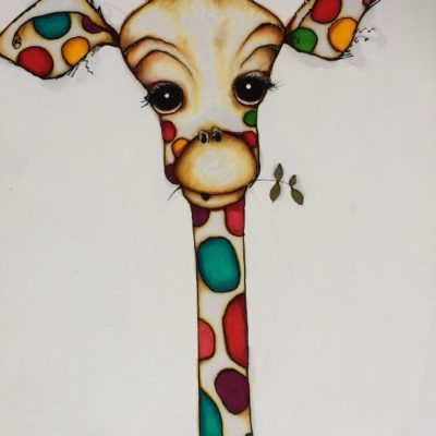 Lee the Giraffe
