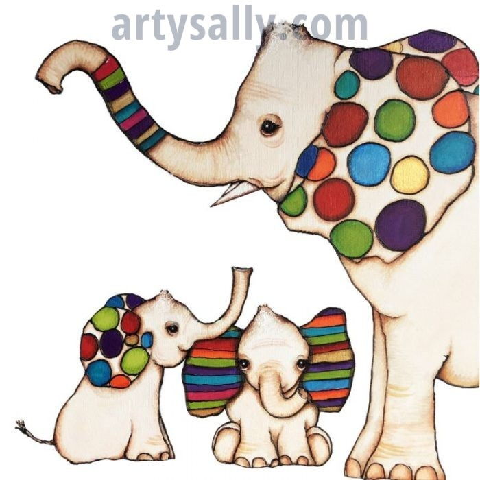Elephant family II