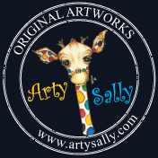 Arty Sally Animal Paintings